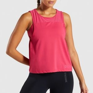 Gymshark Captivate two in one Tank see description